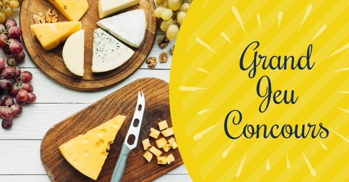 www.quiveutdufromage.com - Jeu concours Qui veut du fromage