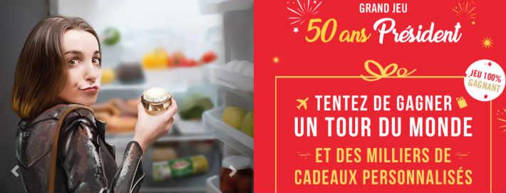 50 ans President le grand jeu - 50anspresident.fr