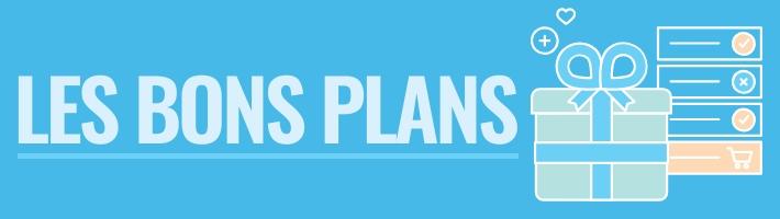 Les meilleurs bons plans