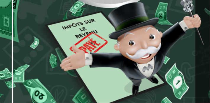 www.monopoly-impots.fr - Jeu concours Monopoly Impots