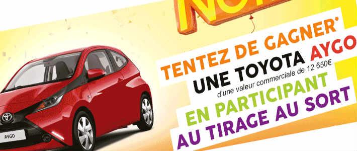 Grand jeu Netto anniversaire cadeaux à gagner Netto.fr