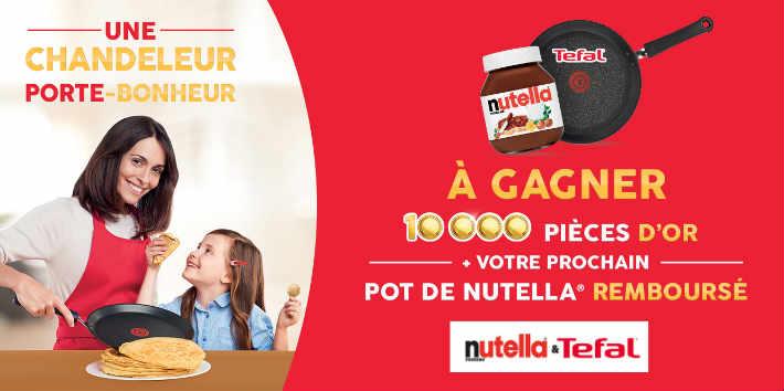 Jeu nutella et tefal chandeleur - Nutella tefal com jeux ...